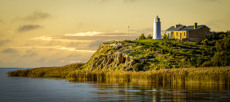 IMAGE of MONTH: Lighthouse Sunset